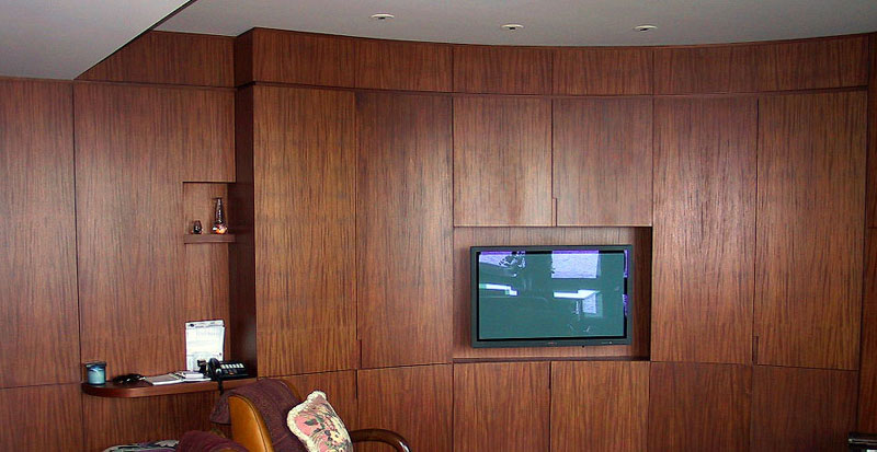 O B Williams Company Legendary Architectural Woodwork Paneling